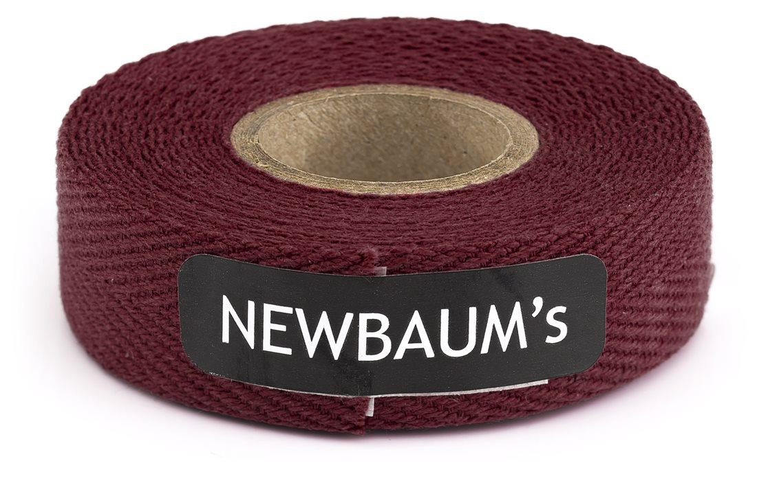 Dark Grey 4-Rolls Newbaums Cotton Cloth Road Bicycle Bar Tape Wrap Newbaum/'s