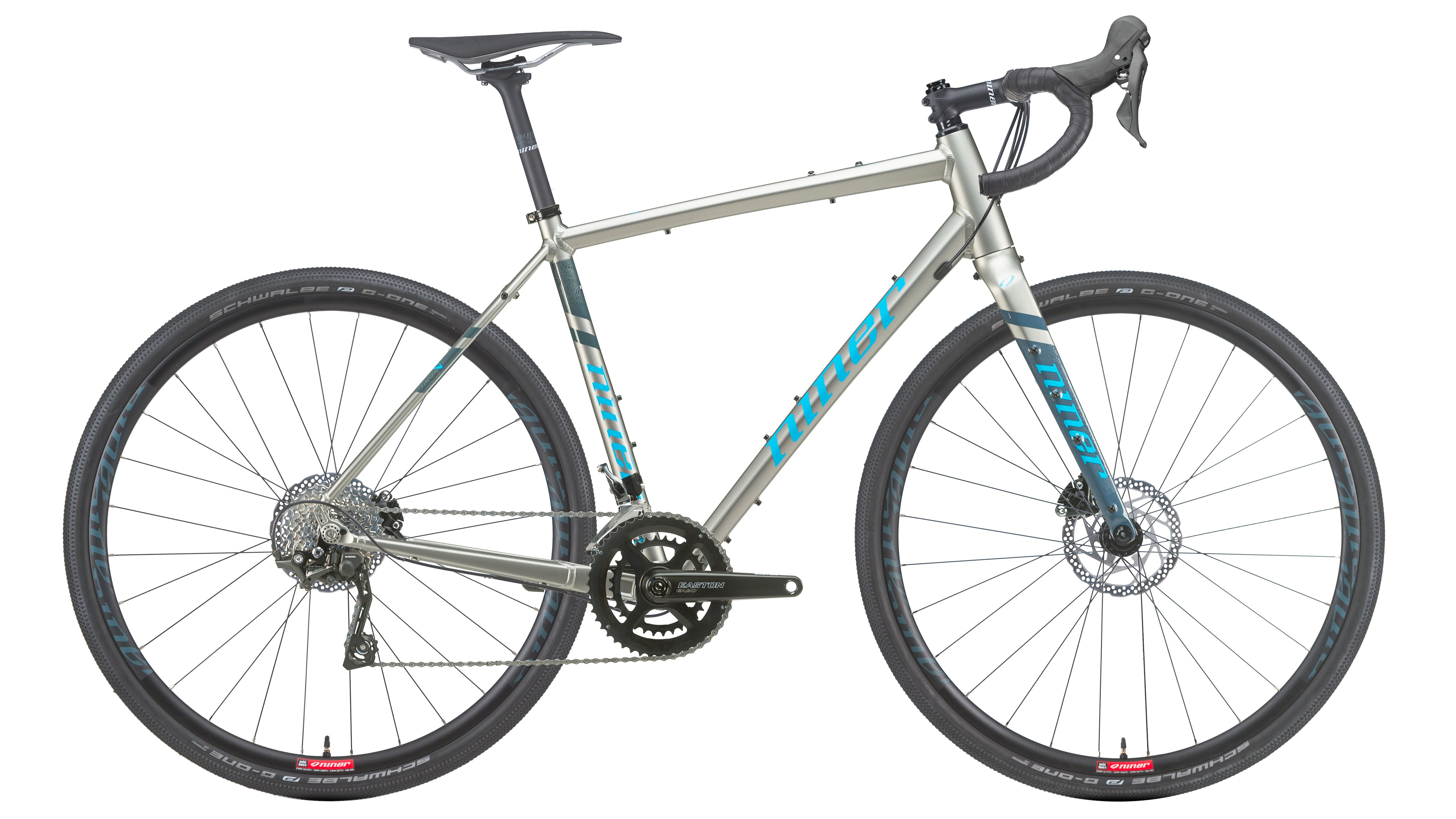 Niner RLT 9 as a touring bike