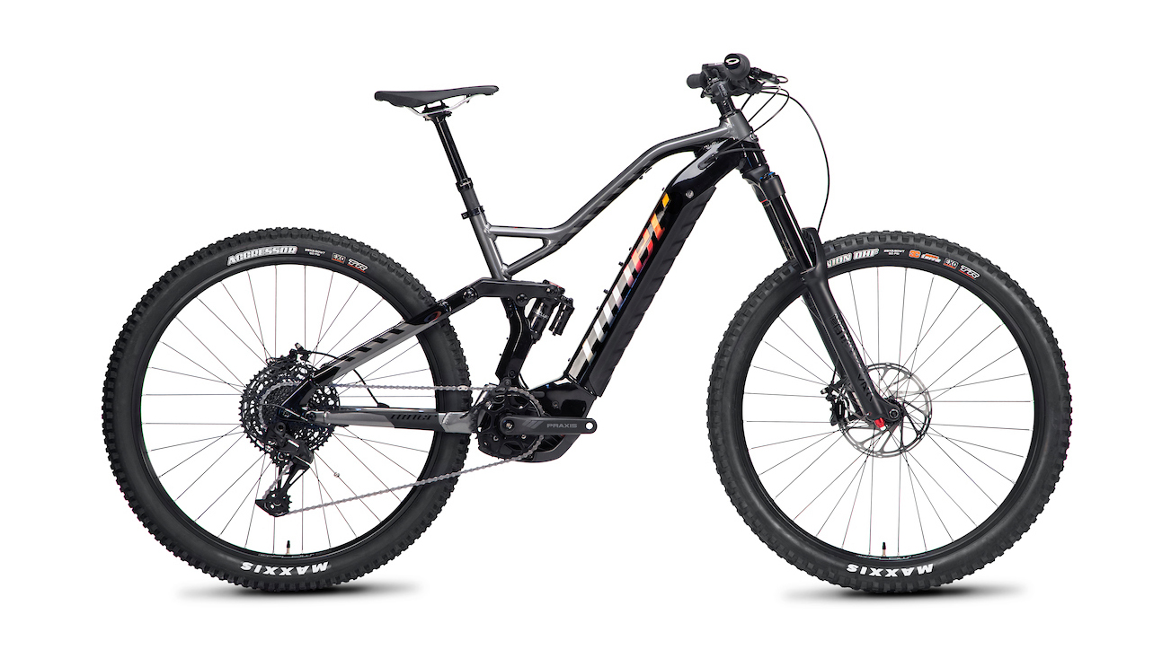 niner carbon full suspension mountain bike