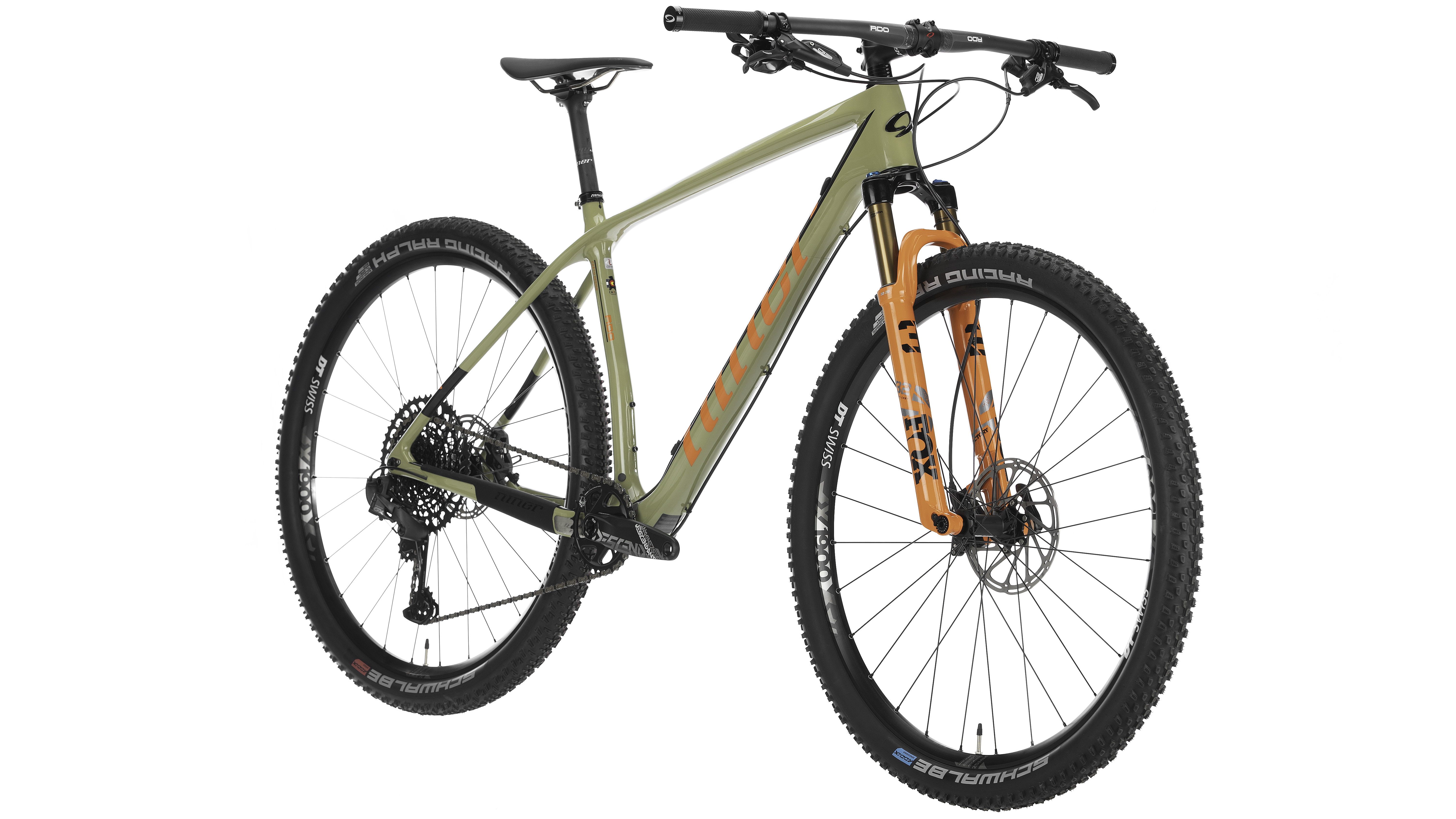 The frame of Niner AIR 9