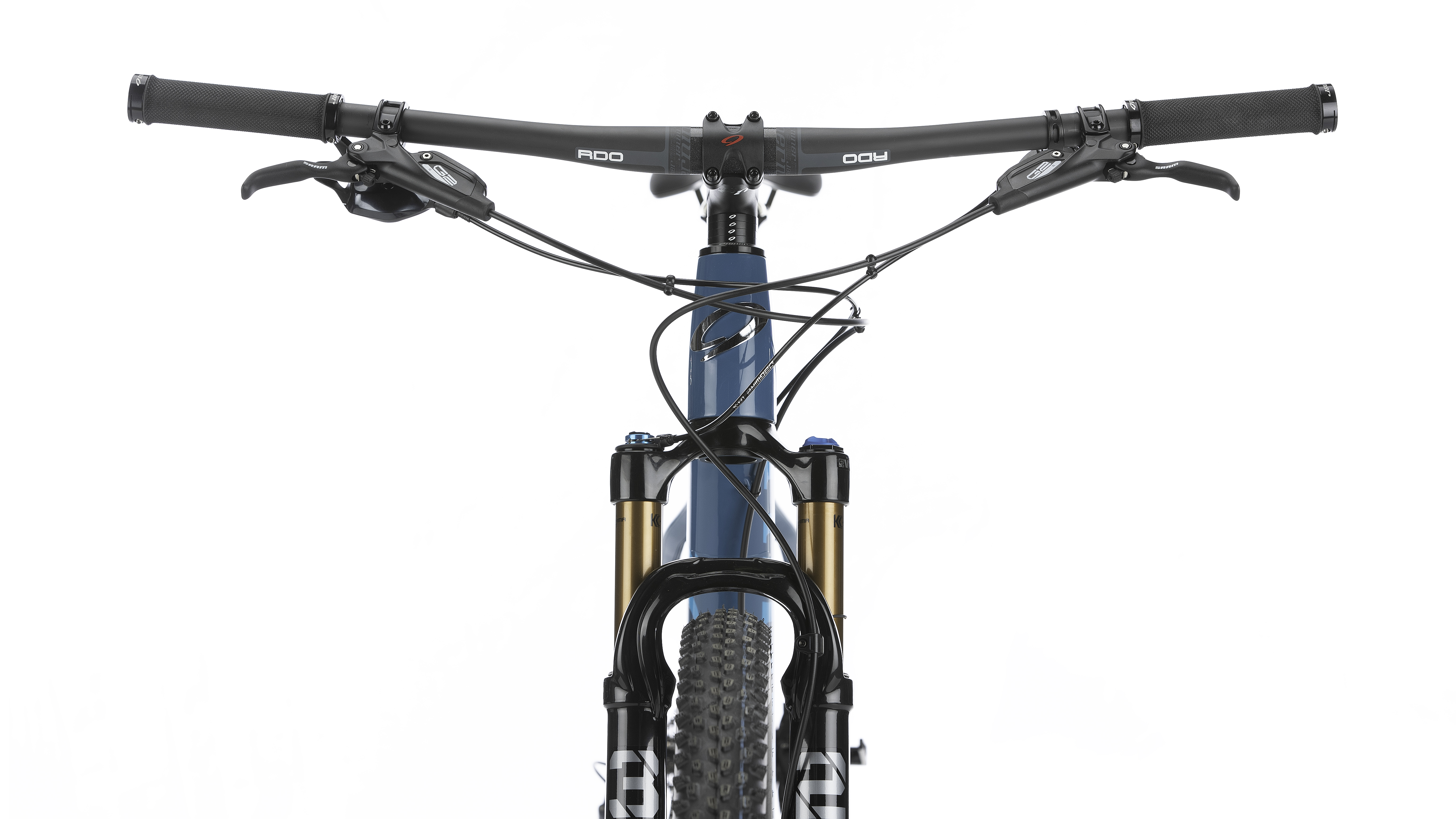 The suspension of Niner AIR 9