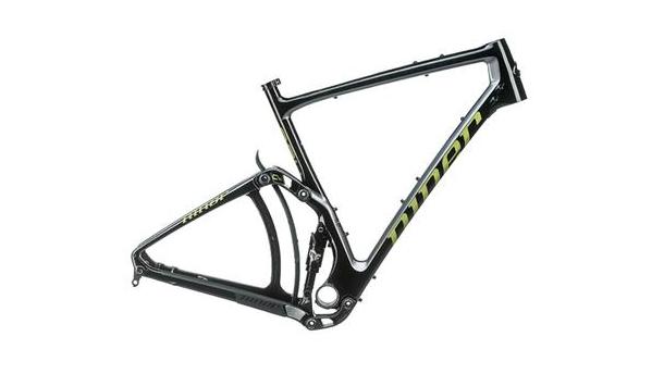 full suspension carbon gravel bike frame