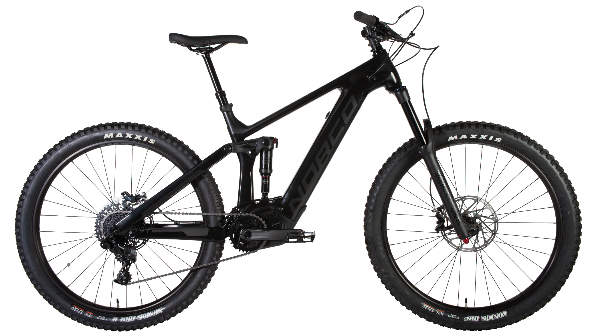 norco full suspension mountain ebike