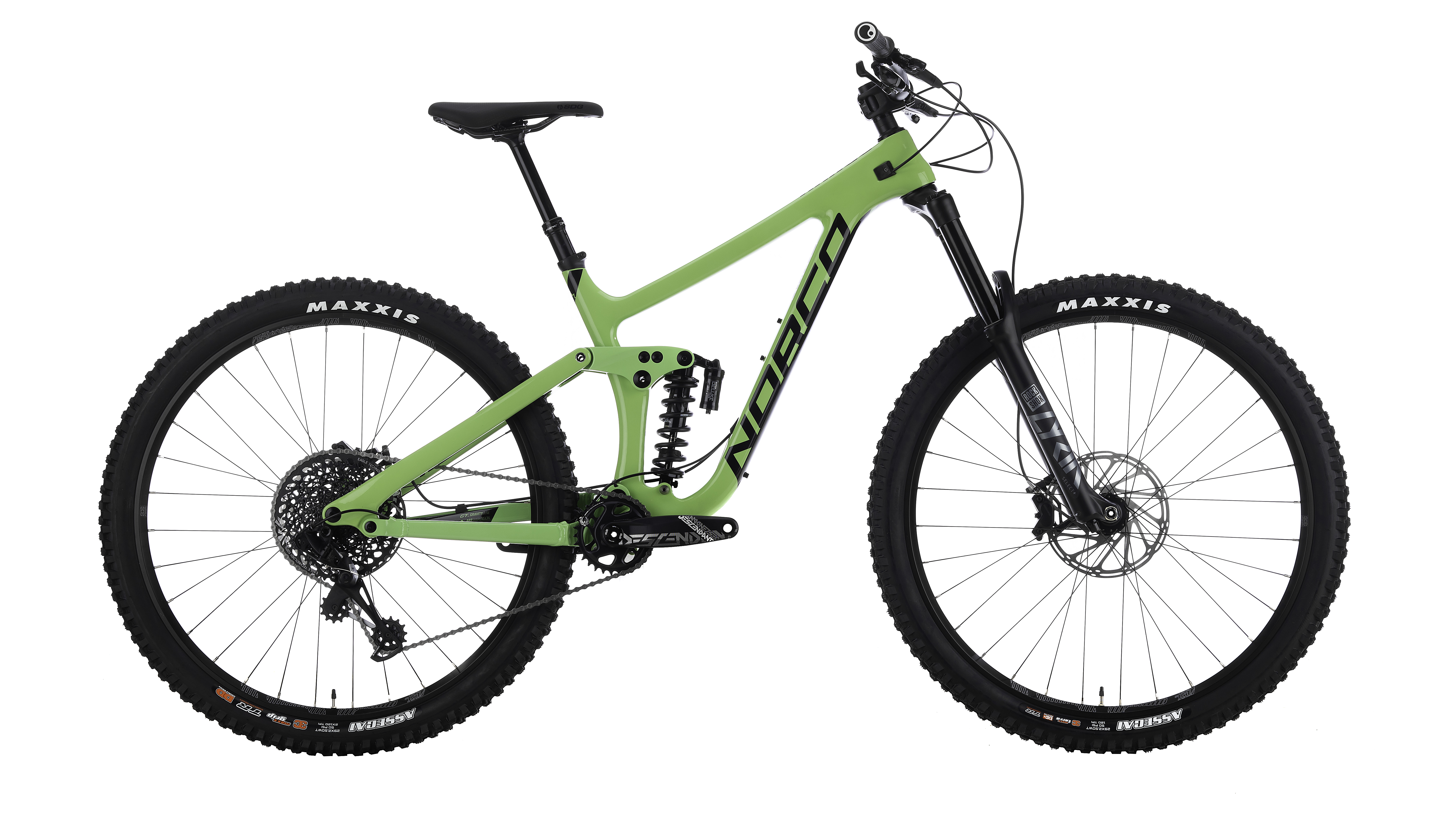 norco range enduro mountain bike