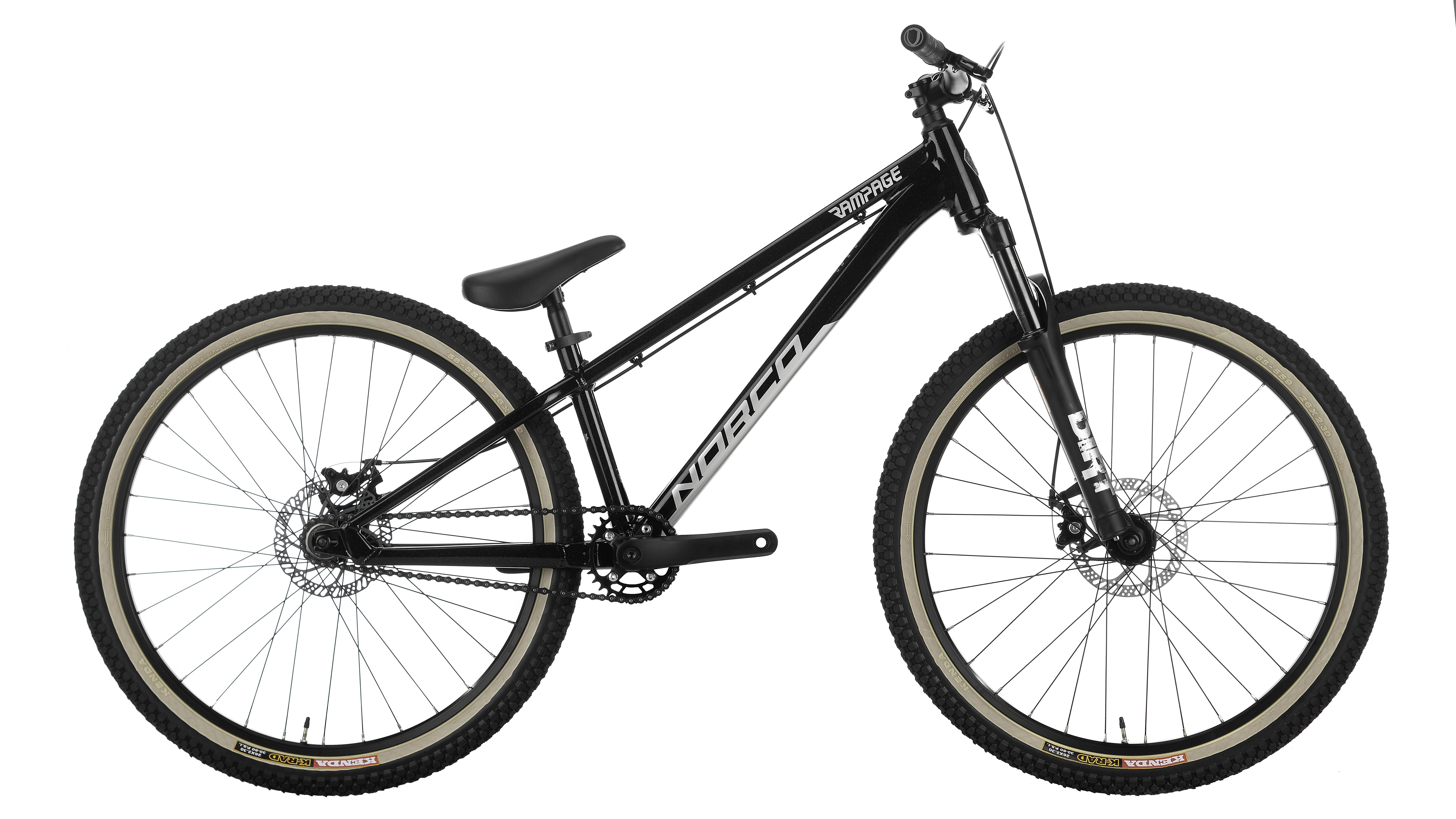 norco dirt jump bike geometry