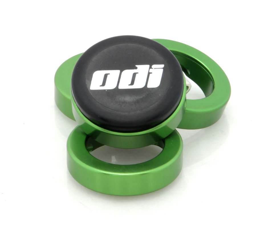 ODI Bar Plugs Ends for BMX Mountain Cruiser Bike Push In Type Choice of Color