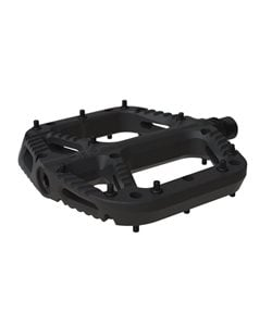 OneUp Components | Composite Flat Pedals Black