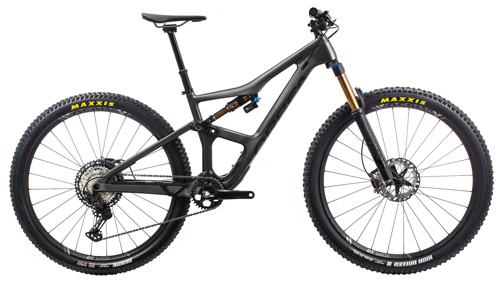 orbea high end carbon mountain bike