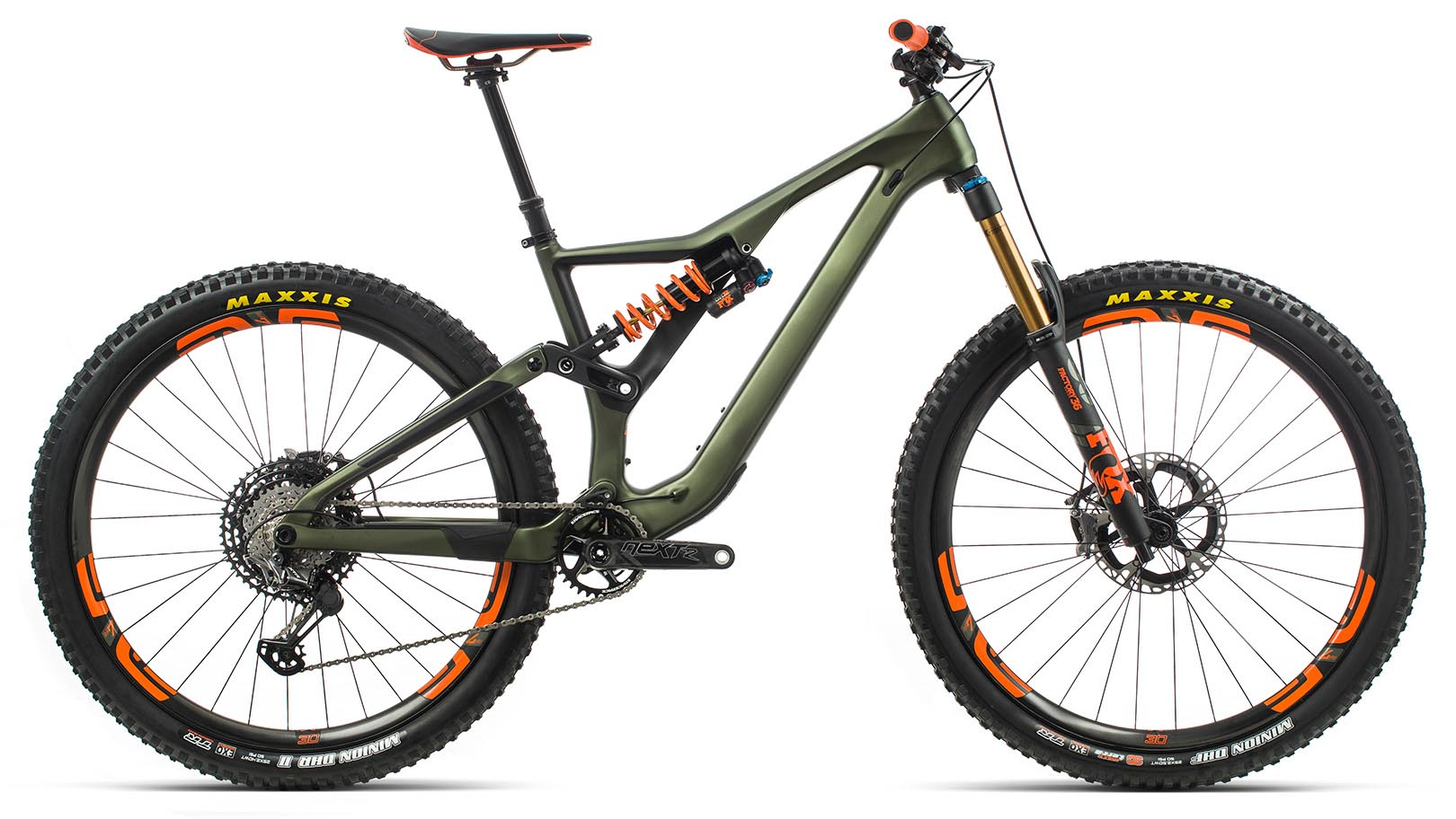 orbea rallon mountain bike
