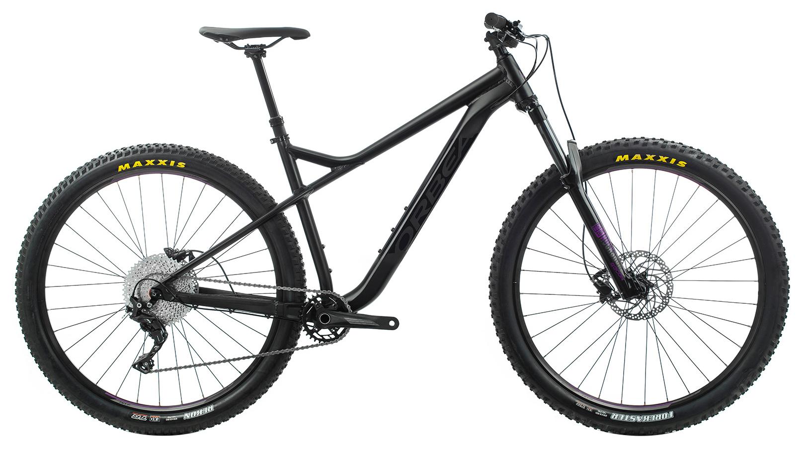 Orbea Laufey H30 Black and Purple