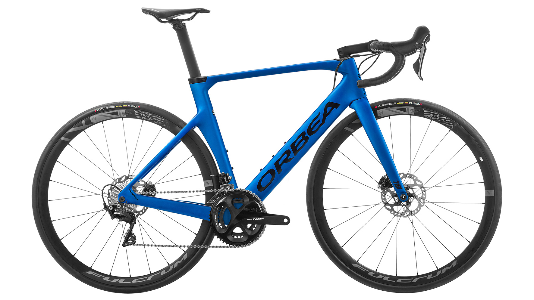 Orbea road bike