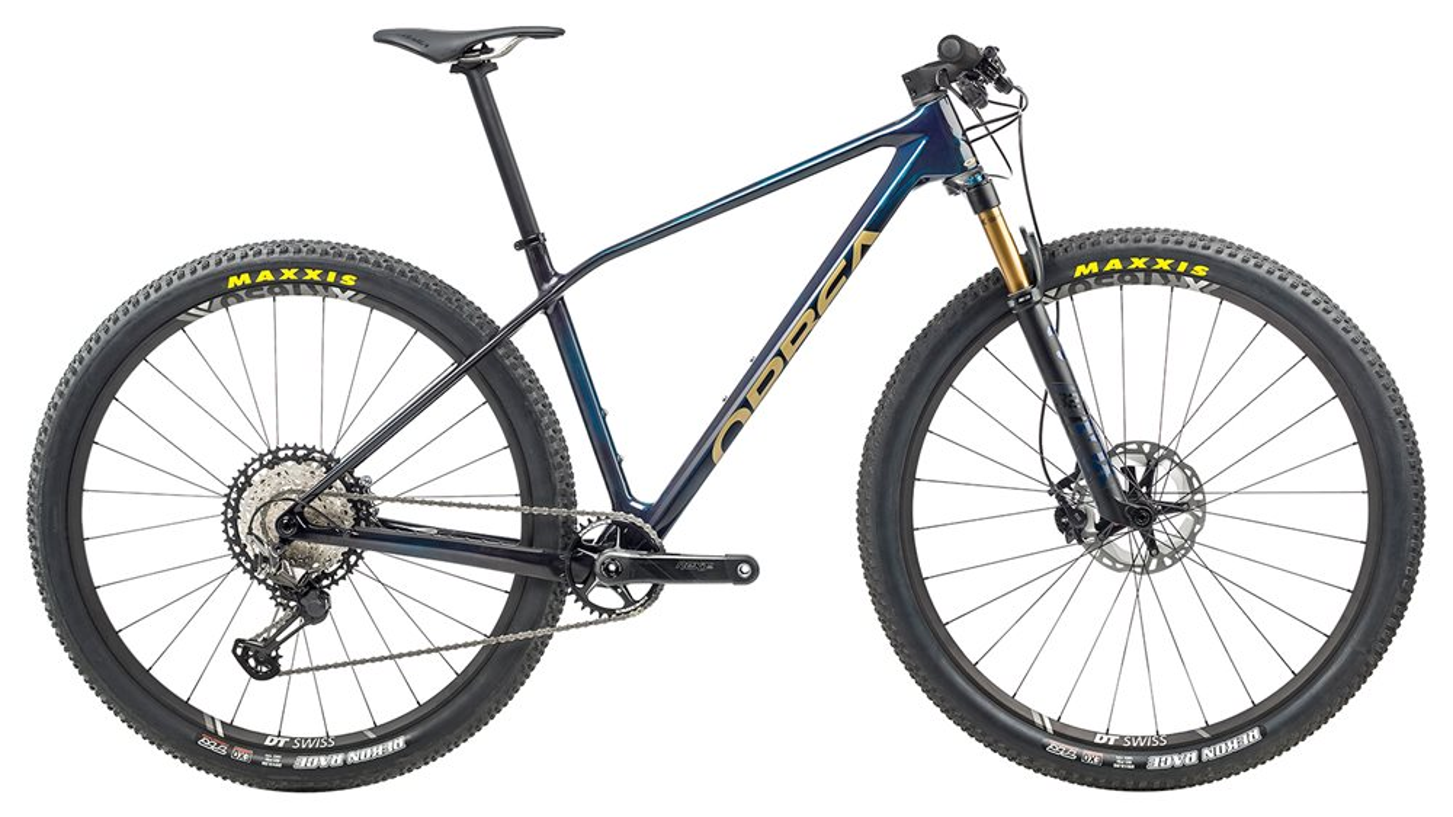 Orbea Alma M-Team Bike