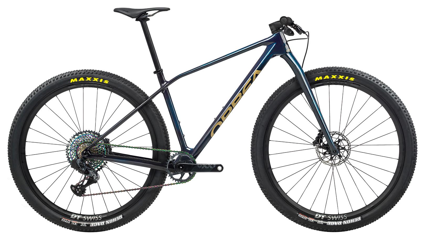 orbea alma spirit mountain bike