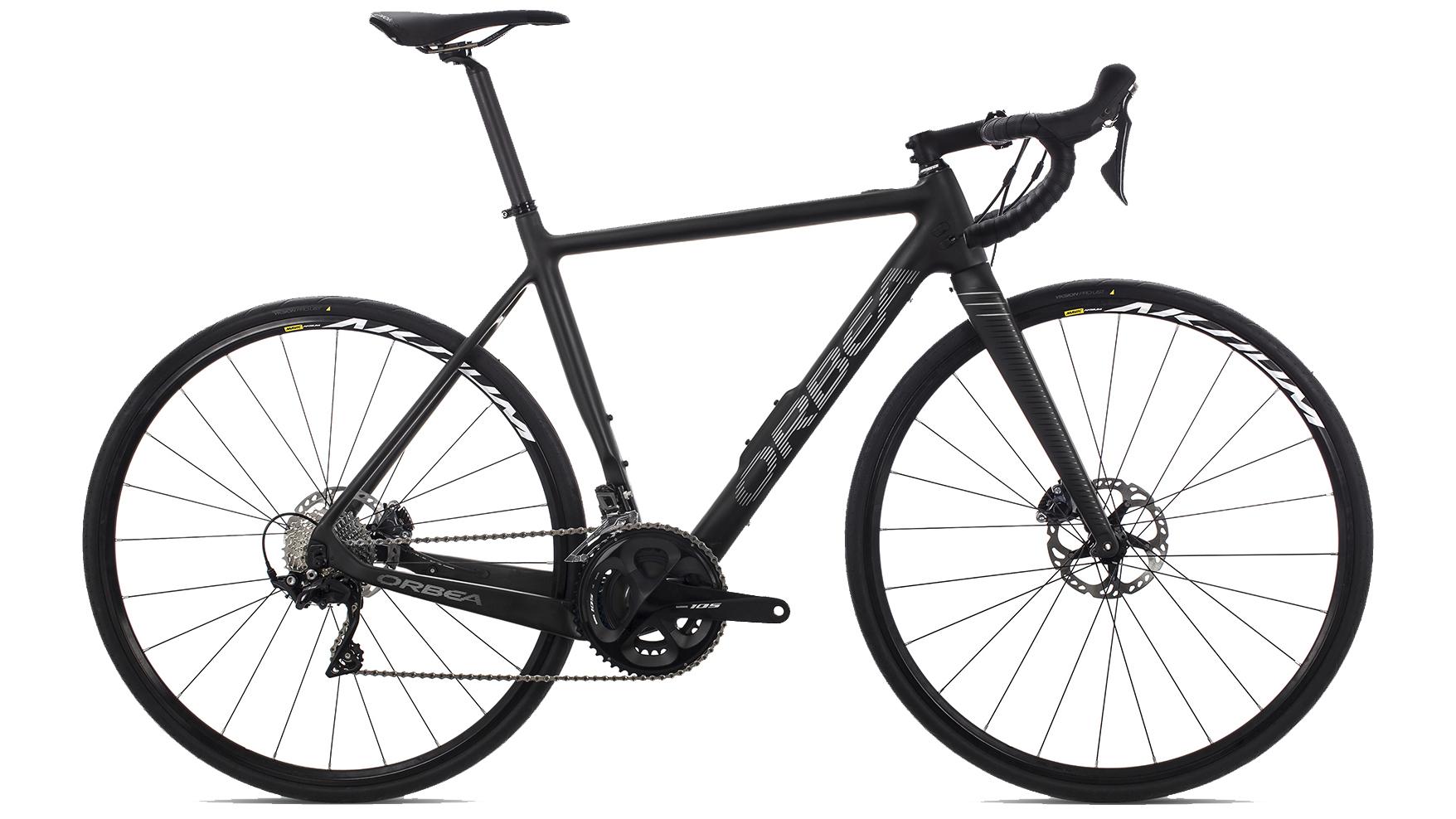 Electric Road Bike >> Orbea Gain M30 Usa E Bike 2019