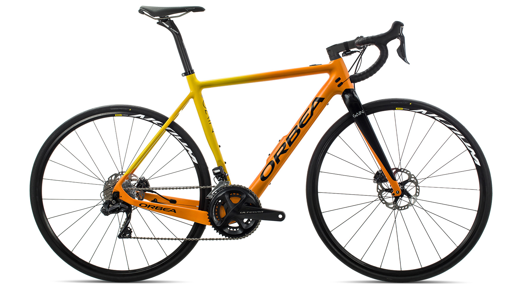 orbea gain bike