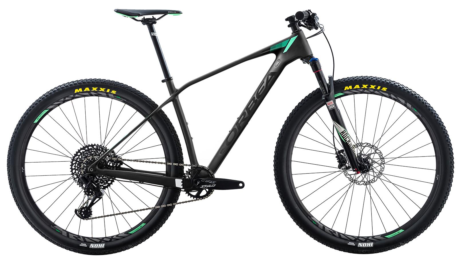 Orbea Alma 29 M30-EAGLE Bike 2018 | Jenson USA