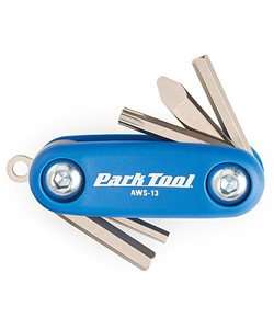 Park Tool Aws-13 Micro Fold-Up Hex Set
