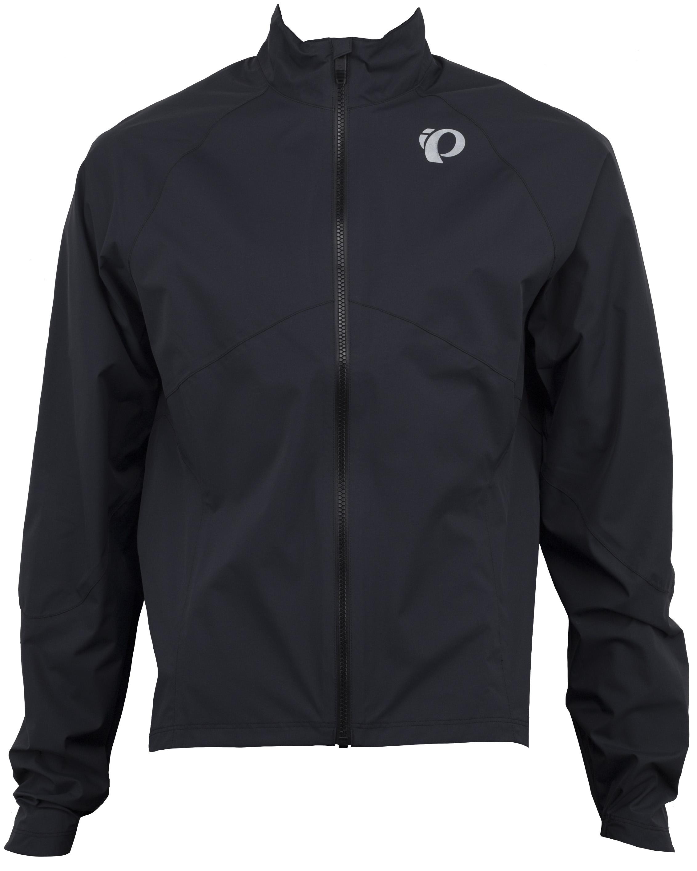 Pearl Izumi | Select Barrier Wxb Jacket Men's | Size Large in Black/Black