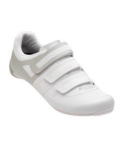 Pearl Izumi | Women's Quest Road Shoes | Size 42 in White/Fog