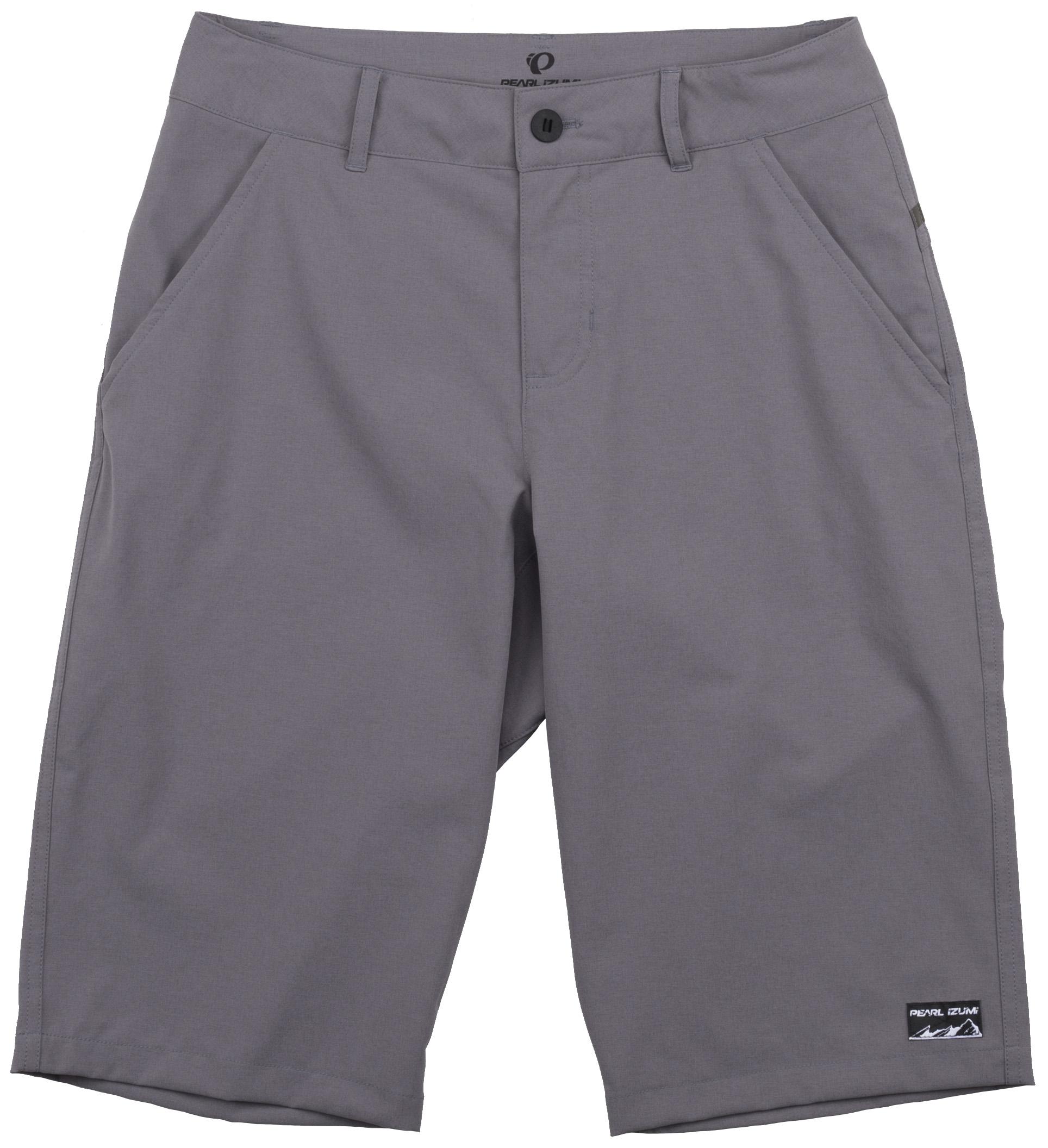 Pearl Izumi |  Boardwalk Shorts Men's Size 28 in Smoked Pearl
