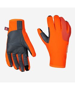 Poc | Thermal Glove Men's | Size Small in Zink Orange