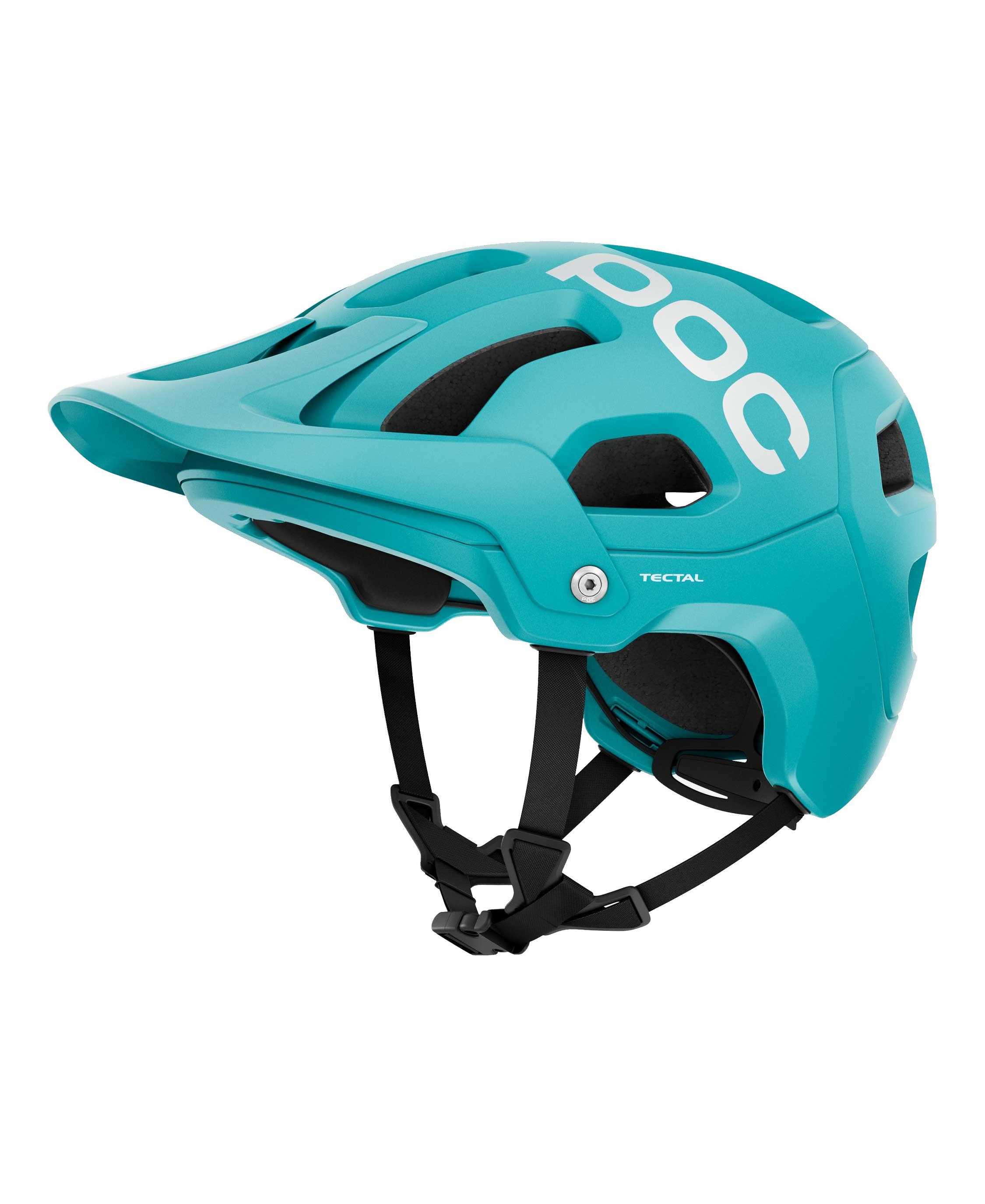 Poc | Tectal Helmet Men's | Size Extra Large/XX Large in Kalkopyrit Blue Matte