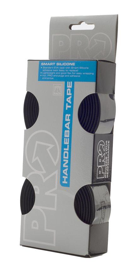 Shimano PRO Race Control Microfiber Smart Silicone Handlebar Bar Tape Set Black