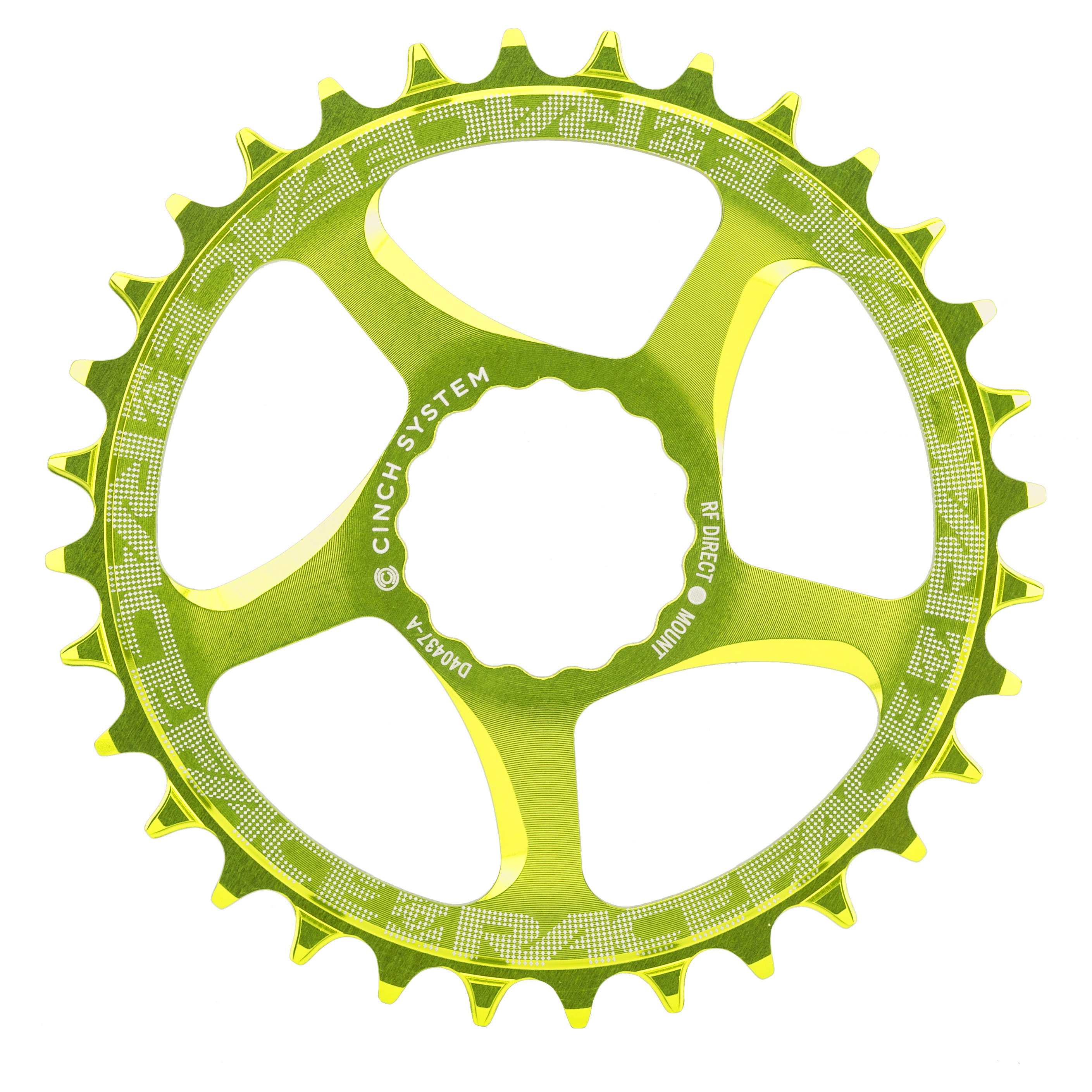 Race Face Chainring Tab Shims 4//Pack