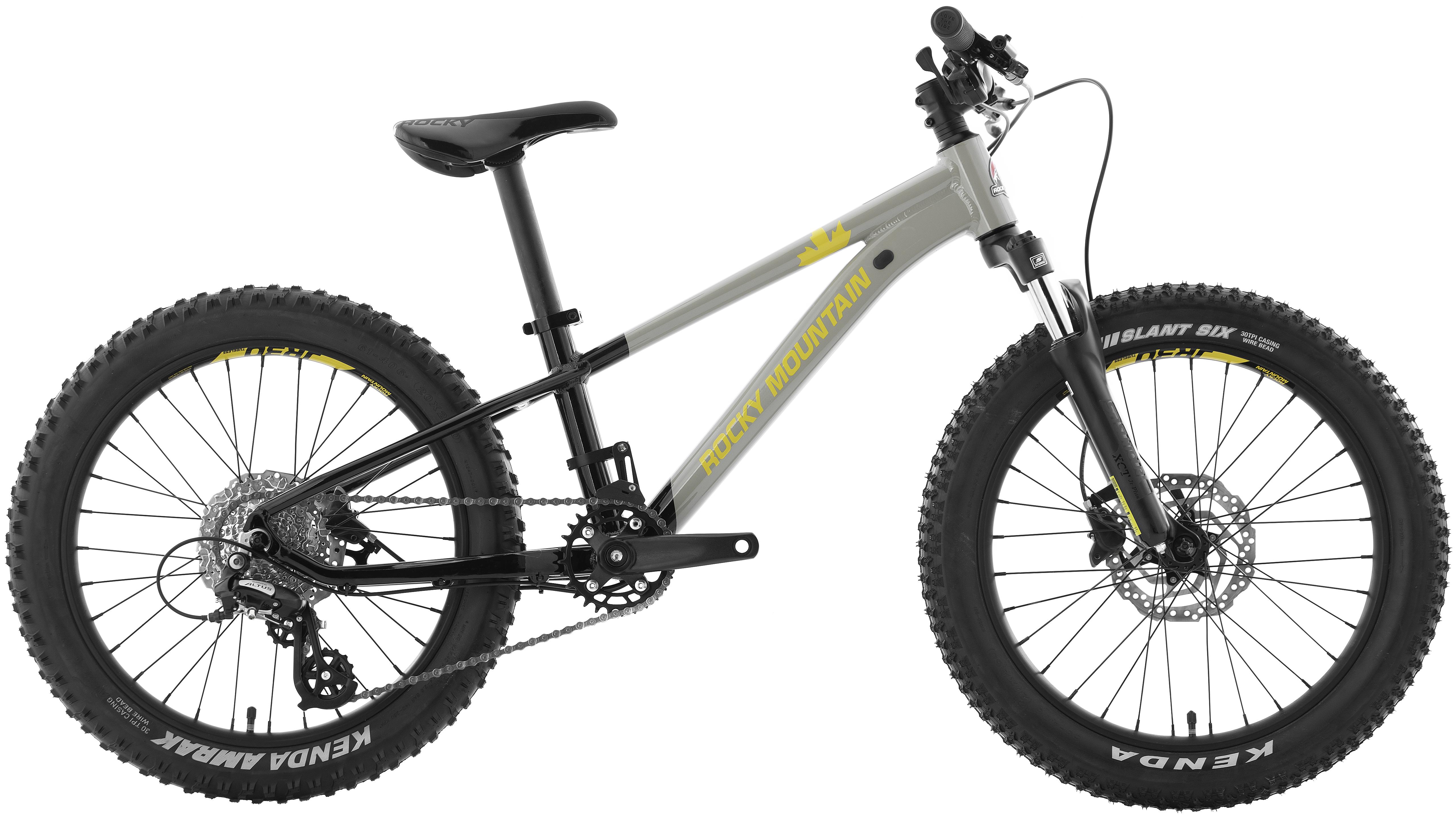 kids front suspension mountain bike