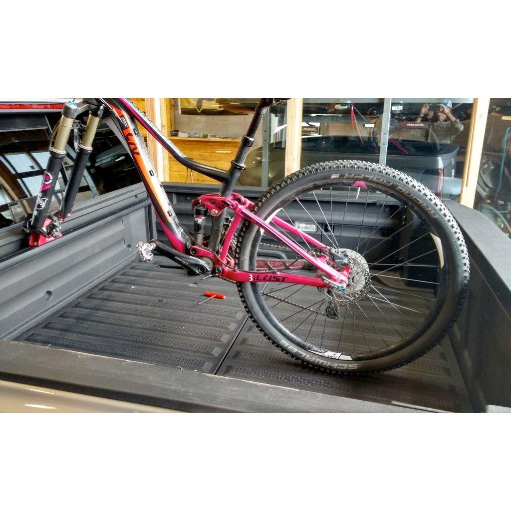 RockyMounts HotRod Bike Rack Black