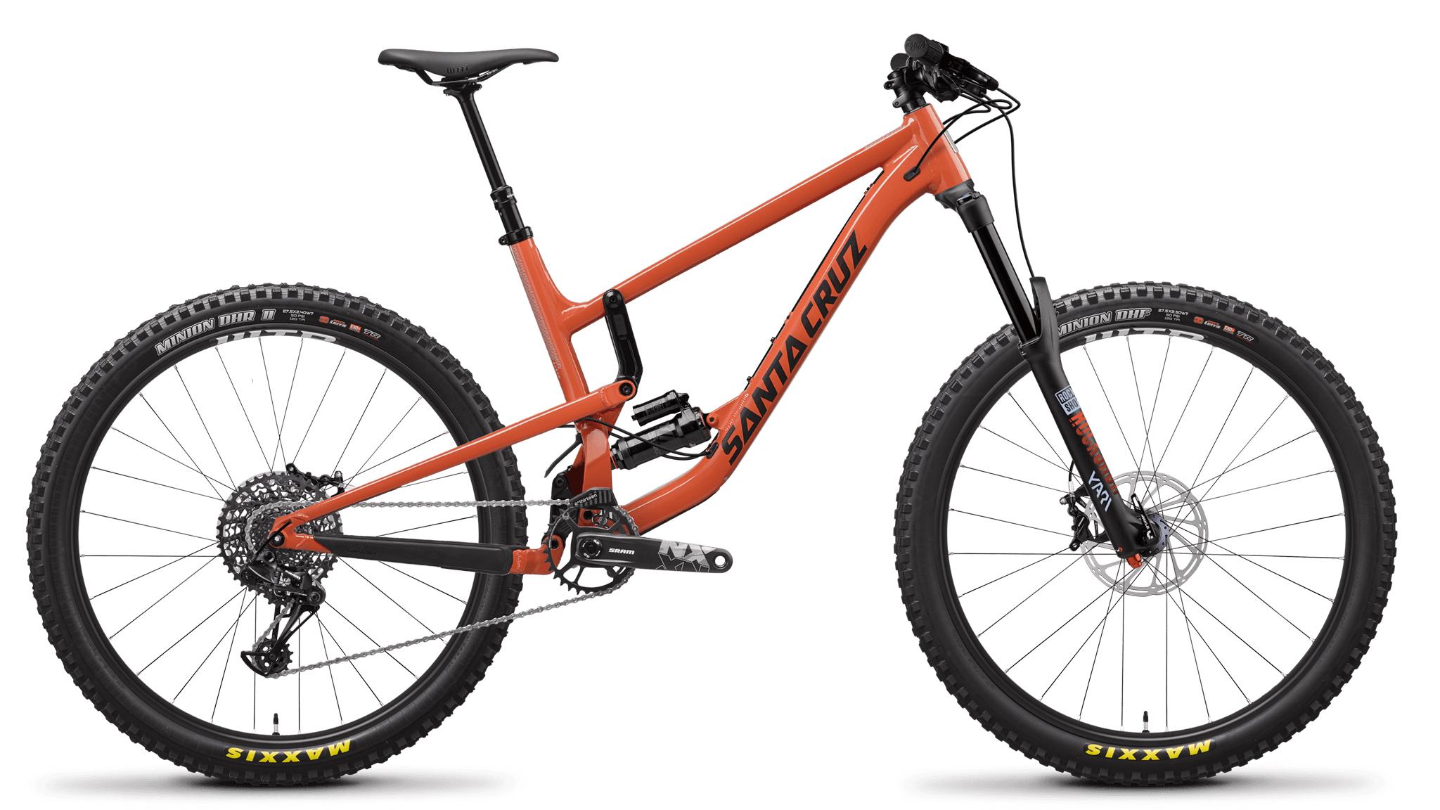 f3a945159b8 Santa Cruz Nomad Aluminum R Bike 2019   Jenson USA