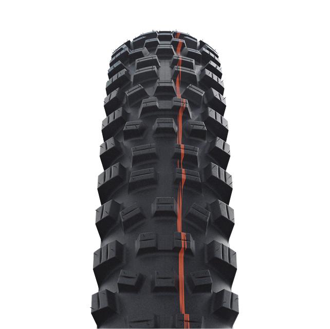 Schwalbe Hans Dampf TLE K Mountain Bike Tire 29 x 2.35