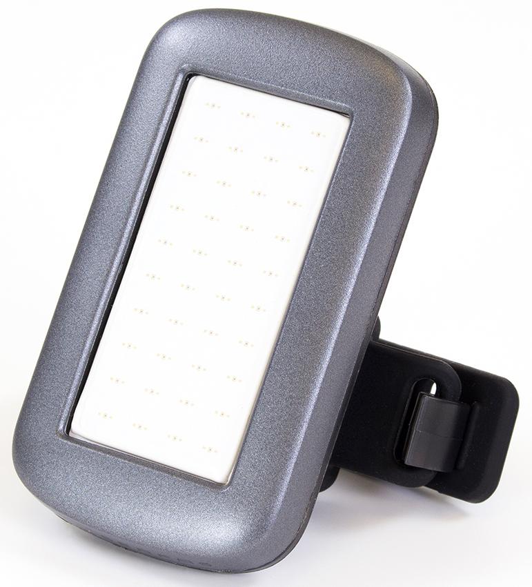 Serfas | Utl-9 Flat Panel Led Tail Light | Black | 40 Micro Led Tail Light