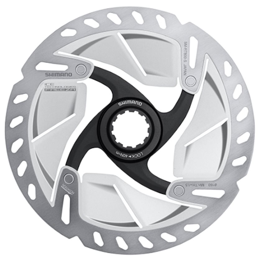 New Shimano Centerlock CL Disc Brake Rotor Lock Ring SM-RT800 Ultegra XT Black