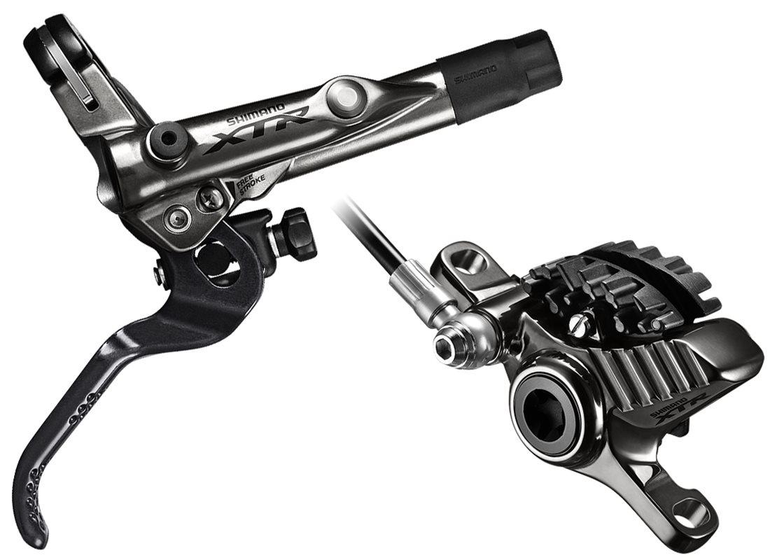 549141835 Shimano XTR BR-M9020 Trail Disc Brake   Jenson USA