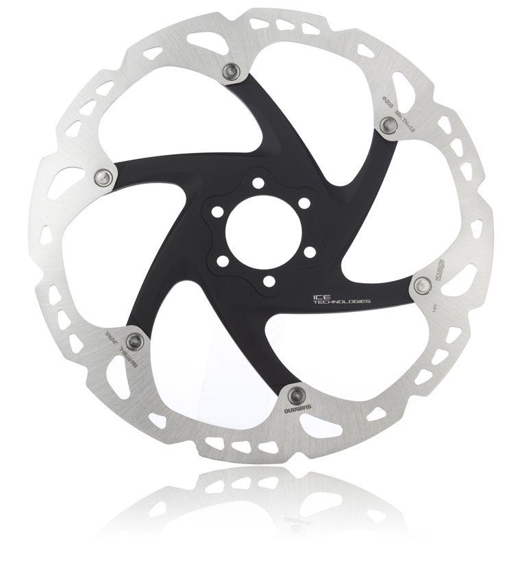 Disc Brake Rotors >> Shimano Xt Sm Rt86 6 Bolt Ice Tech Rotor 1 Jenson Usa