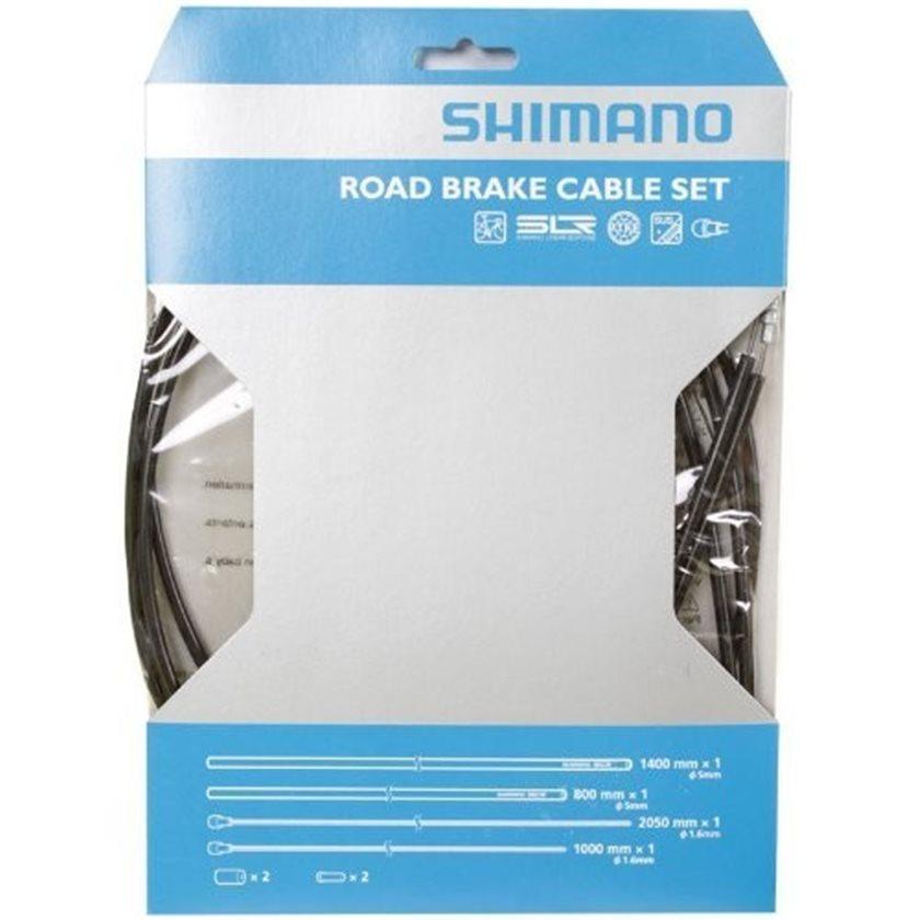 Shimano Road Bike SUS SLR Stainless Brake Cable /& Housing Set