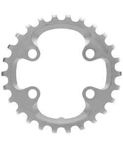 Shimano | XT Fc-M8000 Double Chainring 26T, for 36-26T | Aluminum