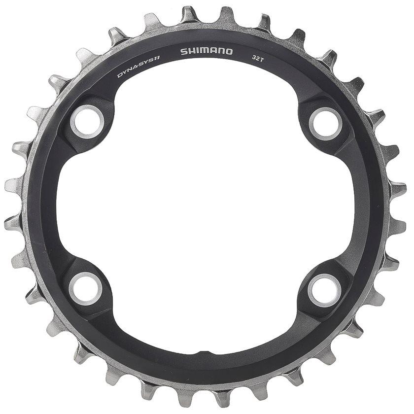 Shimano SLX SM-CRM70 Bicycle Cycle Bike Single Chainring For M7000 Black