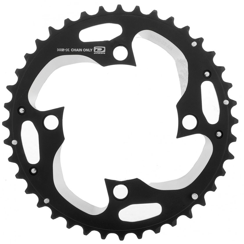 NEW Shimano XT M782 40t 96mm 10-Speed Chainring