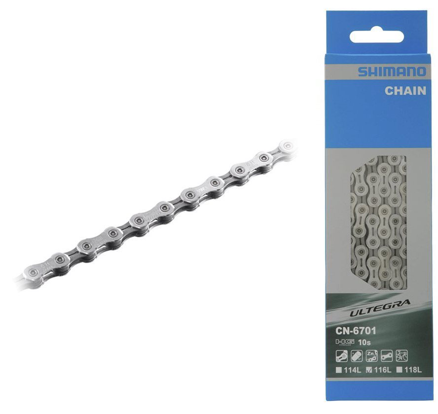 362243c9512 Shimano Ultegra Cn-6701 10 Speed Chain | Jenson USA