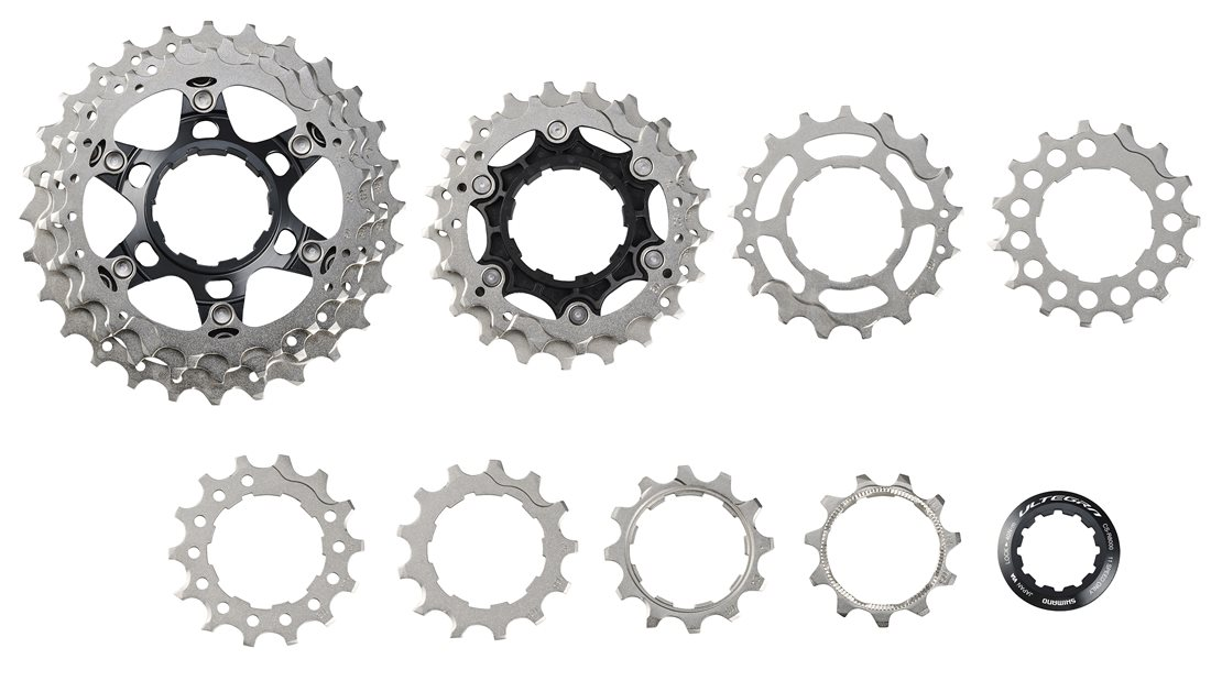 SHIMANO ULTEGRA R8000 11 SPEED---14-28T ROAD BICYCLE CASSETTE