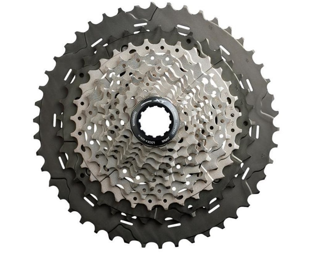 Box Two Mtb Cassette 11-46t 11-speed Black Attractive Designs; Sporting Goods
