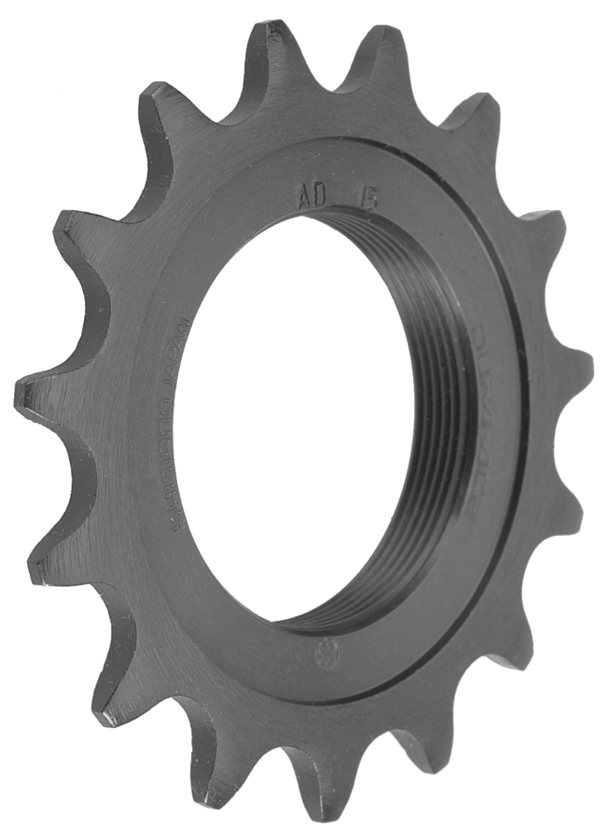 "Lockring Bicycle Bike Fixie Fixed Gear SingleSpeed Track Sprocket 15T 1//8/"" Cog"