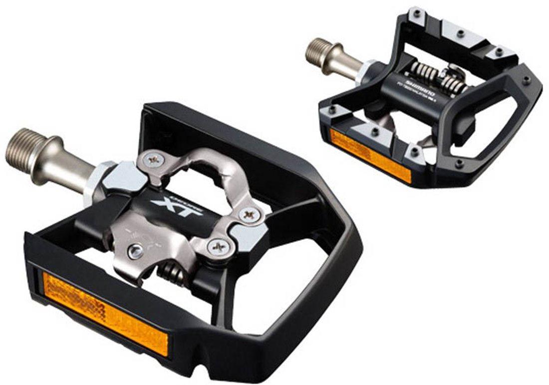 fb150fa64 Shimano XT Touring PD-T8000 SPD Pedals