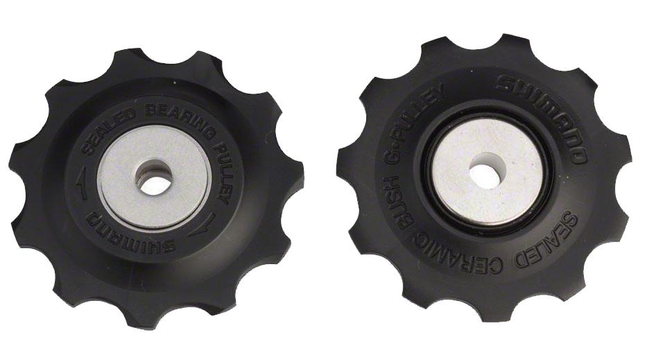 Shimano Ultegra 10-Speed Rear Derailleur Pulley Set fits RD-6700 6500 6600 6770