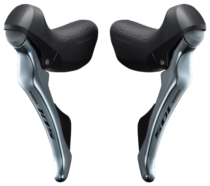 Pair Right OE Shimano 105 ST-5800 2x11 Speed STI Shifters Brake Lever Left