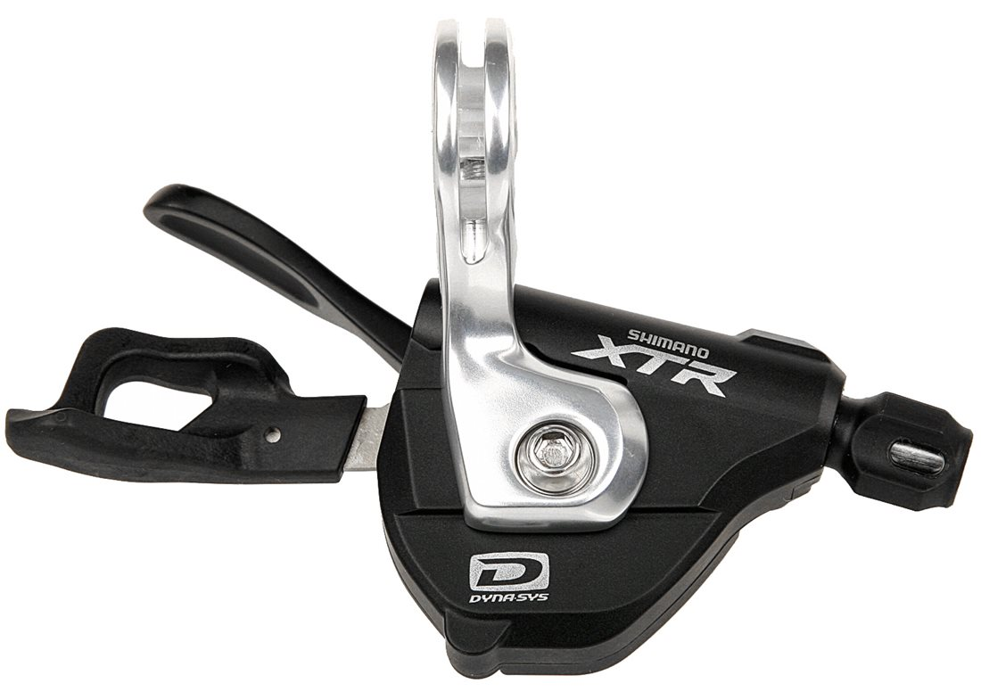 Gear Shifter Sl-M670 Shimano Slx Rapidfire Shifter 10-speed Right with Train New