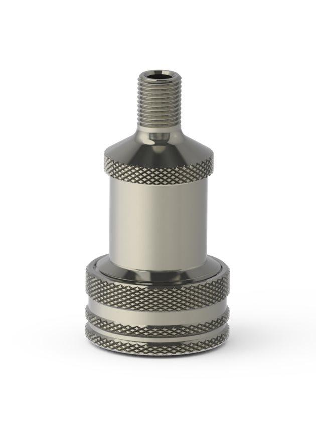 Silca 30.0 Presta/Schrader Adaptor Head