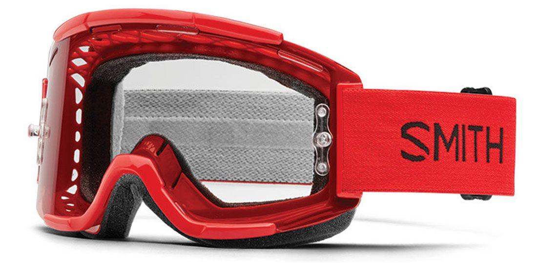 34dc8c3a63584 Smith Squad Clear MTB Goggles